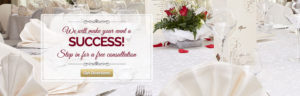 We will make your event a Success!